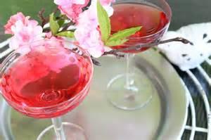 martini cherry cherry blossom martini corkandspoon