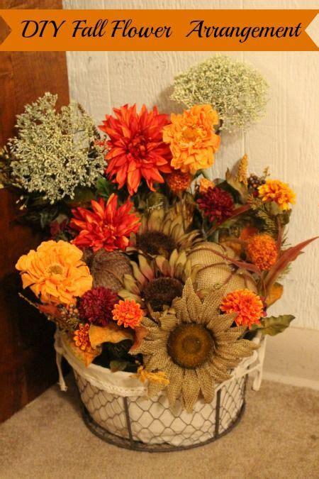 pinterest crafts diy floral arrangement 48 best fall flower arrangements images on pinterest
