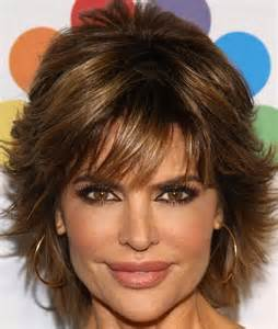 how to style razor haircuts lisa rinna layered razor cut cute cuts hair cut and