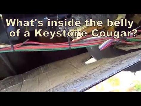 belly pan  keystone cougar fifthwheel trailer
