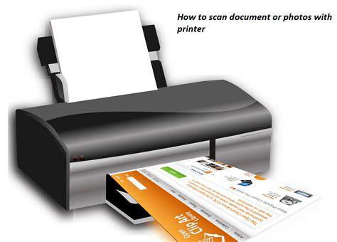 Printer Hp Yang Bisa Scan Dan Foto 2 cara lengkap scan dokumen atau foto dengan printer