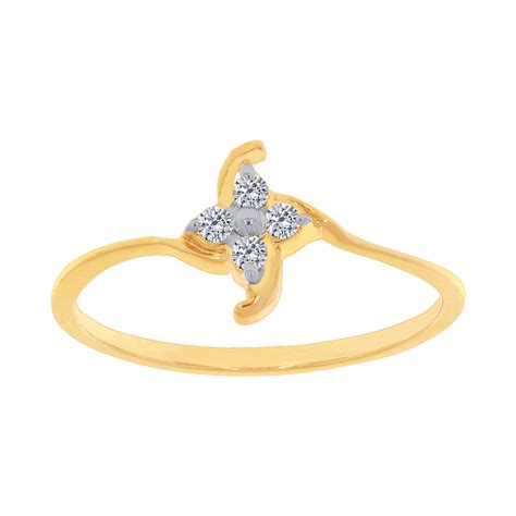 Kalyan Jewellers Finger Ring Designs With Price by Kalayan Jewellers Ring Model With Price South India Jewels
