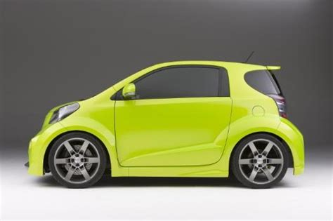 subcompact cars iq micro subcompact unveiled cars trucks