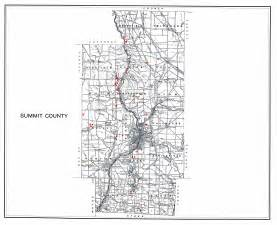 Map Of Summit County Ohio by Summit County Ohio Map Images