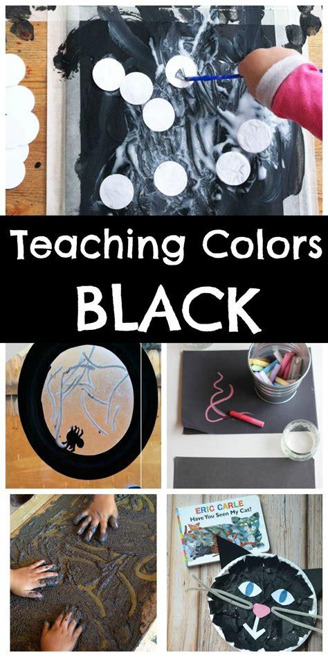 color songs for preschoolers teaching colors black teaching preschool preschool
