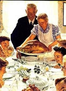 pictures thanksgiving arts and facts episode 86 thanksgiving norman rockwell