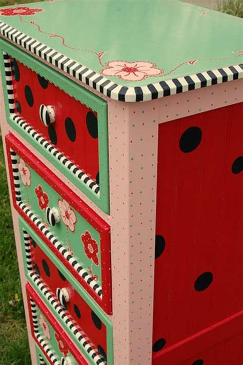 fun furniture painting ideas diy dekoideen f 252 r bemalte m 246 bel verzieren sie ihr altes