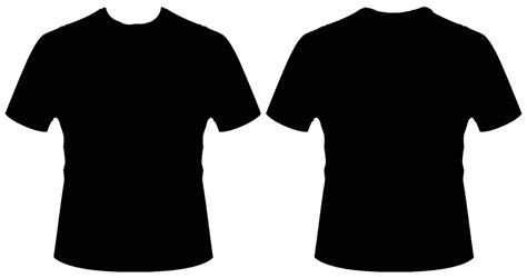 desain baju kaos hitam desain kaos polos depan belakang warna hitam styles kekinian