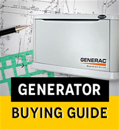generac 8kw automatic home standby generator
