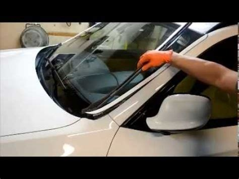 bmw windshield seal replacement bmw x3 windshield side trim fix removal or installation