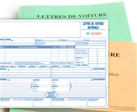 Modèle Lettre De Voiture Cmr Eddotrans Imprim 233 S Et Consommables De Transport Et Logistique Lettre De Voiture Cmr