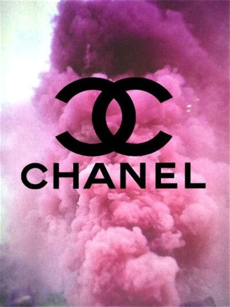 Channel Pink chanel on we it chanel we and