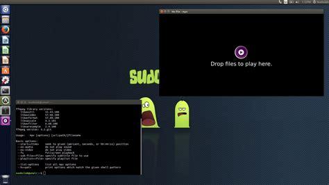 tutorial mencoder ubuntu mpv an open source mplayer based video player for ubuntu