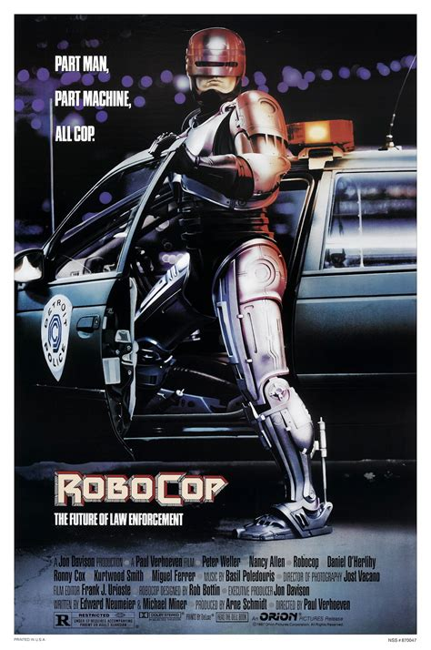 film robocop 2 let s post beautiful vintage movie posters page 2 neogaf