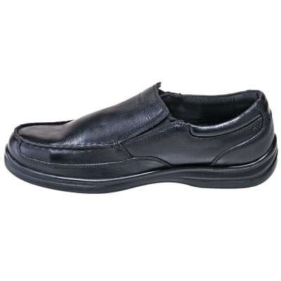 florsheim shoes s fs28 black esd steel toe slip on