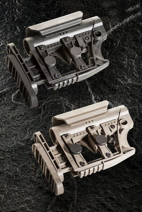 Mba 3 Stock by Luth Ar Mba 3 Carbine Buttstock Luth Ar