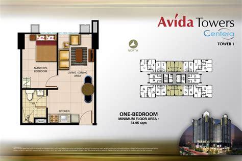 1 bedroom unit avida towers centera mandaluyong pre selling condo