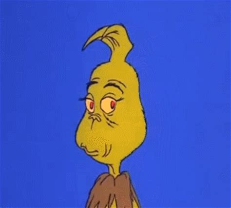 smiling gif the grinch smiling gif find on giphy
