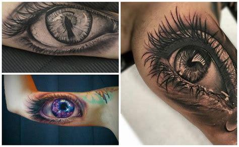 imagenes de ojos para tatuajes tatuajes de ojos y su significado dise 241 os e ideas geniales