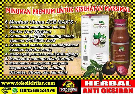Ace Max Jogja ace maxs jus herbal kulit manggis webstore