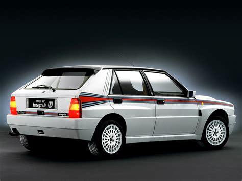 Lancia Hf Delta Integrale 1987 Lancia Delta Hf Integrale Milestones