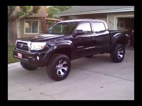 my 2008 tacoma with 3 inch lift youtube
