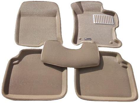 3d Foot Mat by Beige 3d Foot Mat 5pcs For Honda City Idtec Available At