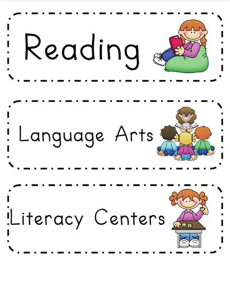 Mrs Ricca S Kindergarten Daily Schedule Freebie Schedule Cards Template