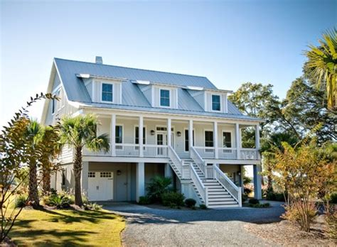 high living in a low country cottage charleston south