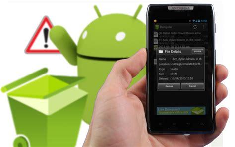 Recuperar Imagenes Ocultas Android | c 243 mo recuperar fotos borradas en m 243 viles y tablets android