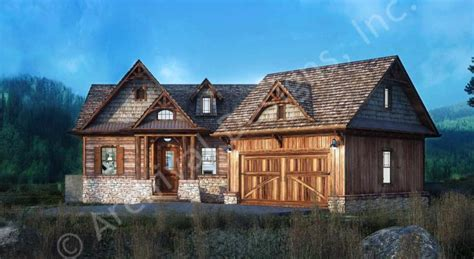 Rustic Style House Plans Smalltowndjs Com House Plans With Rustic Style