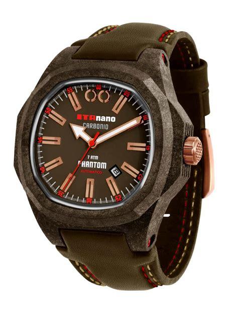 Jam Tangan Phantom Carbon Automatic 49mm timezone industry news 187 n e w m o d e l ita nano