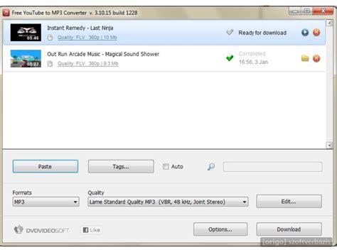 Zene Download Mp3 Converter | origo szoftverb 225 zis