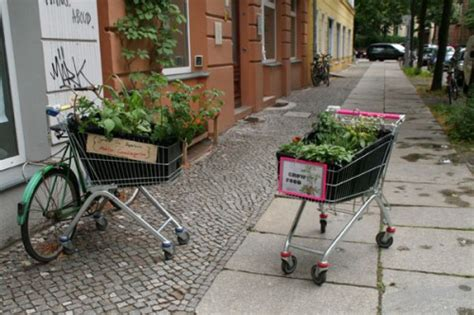 Guerilla Gardening by Guerilla Gardening Faces The Problems Of Modern Food Supply