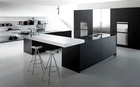 Center Islands In Kitchens The Ultra Modern Timber Kitchen Minimalistic Elegance