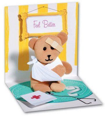 how to make a get well soon pop up card best 20 get well soon messages ideas on