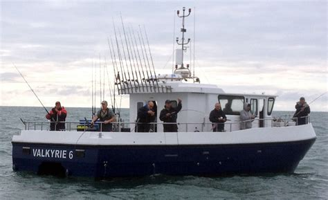 fishing boat charter portsmouth aluminium boat company hayling island best row boat plans
