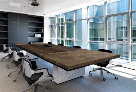 Marble Boardroom Table Pietra Grey Sce Design