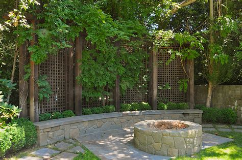 Screen Ideas For Backyard Privacy by Outdoor Privacy Screen Ideas Porch Modern With