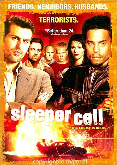 Sleeper Cell Tv Series by Thaidvd Value