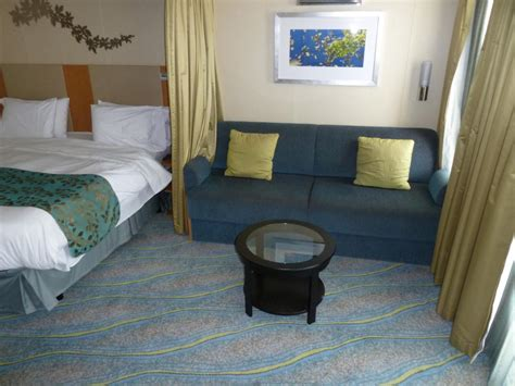 royal caribbean sofa bed royal caribbean oasis of the seas cruise review for cabin