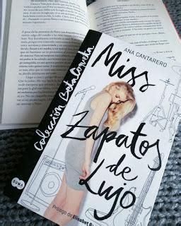 libro miss zapatos de lujo rese 241 a miss zapatos de lujo ana cantarero paperblog