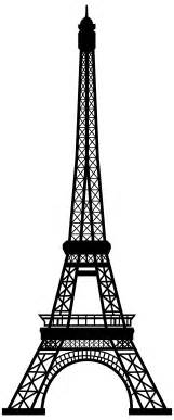 Clip On Christmas Ornaments - transparent eiffel tower silhouette png clip art image gallery yopriceville high quality