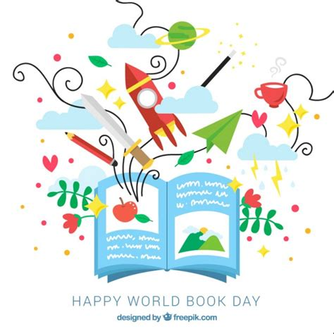 libro children of the days d 237 a mundial del libro descargar vectores gratis