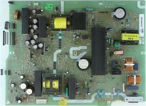 Psu Tv Led Sharp sharp lc 42xd10e psu psc10189d m pkg1 ca245wjqz