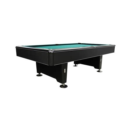 eliminator 7 slate pool table with ball return
