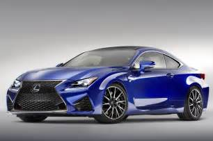 2015 lexus rc f debuts at 2014 detroit auto show