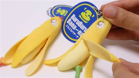 Squishy Banana banana squishy or banana buru buru banana