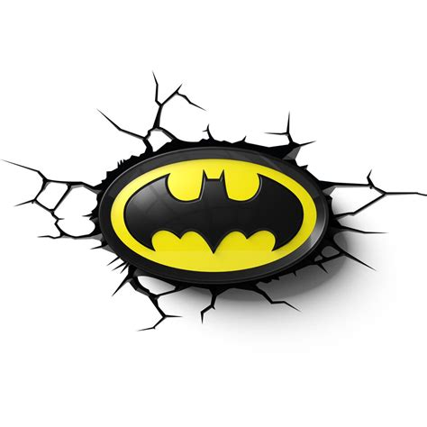 schlafzimmer comic dc comics batman superman 3d wandlichter nachtlicht