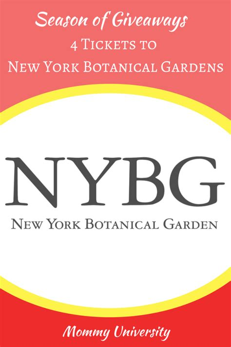New Giveaways 2017 - season of giveaways 2017 win 4 tickets to new york botanical garden holiday train